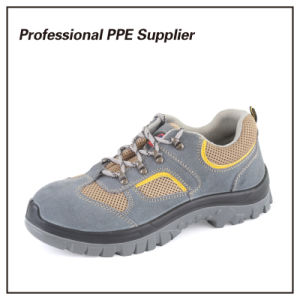 Genuine Leather Cheap Safety Work Shoe pictures & photos