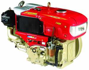 Diesel Engine Single Cylinder Sh120n pictures & photos