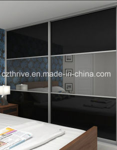 Aluminum Black Mirror for Exterior of Construction pictures & photos