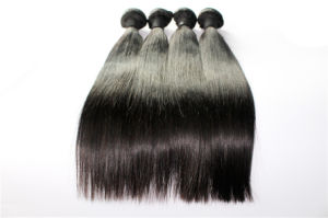 Straight 8A Unprocessed Indian Virgin Human Hair Weave pictures & photos