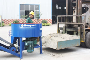 Manual Interlocking Brick Making Machine Prices Qt4-24 Dongyue Machinery Group pictures & photos