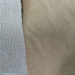 China Microfiber Suede For Cloth Sofa