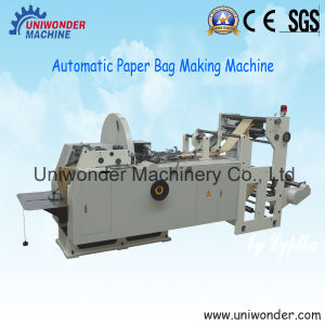 Automatic Paper Bag Making Machine Professional Supplier (UW-400)