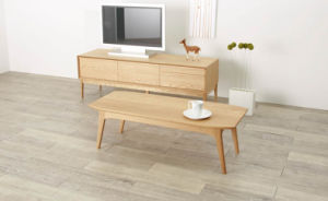 Oak Wood Coffee Table Solid Wood Coffee Table (M-X1046) pictures & photos