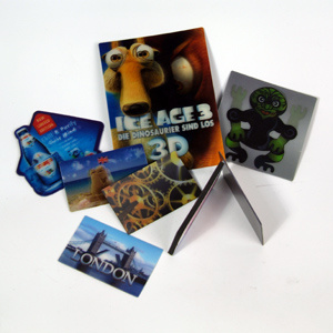 2015 Personalized 3D Lenticular Fridge Magnet