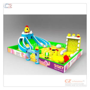 CZ Inflatables Original Designed Inflatable Chicken Amusement Park Factory Price