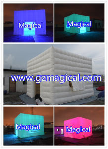 Small Size Tent Inflatable Mini LED Tent (MIC-901) pictures & photos