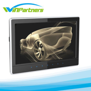 Car Headrest Slot in DVD with Bracket-Hot Selling Model pictures & photos
