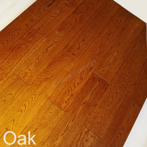Oak Teak Color Flooring / Wood Flooring for White Oak