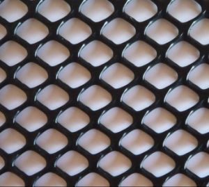 Colored PP/PE/HDPE Plain Weave Plastic Wire Mesh pictures & photos