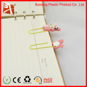 Factory Direct Sale PVC Bookmarks