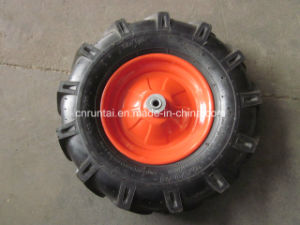 Durable Use More Heavy Duty Pneumatic Wheel (4.00-8) pictures & photos
