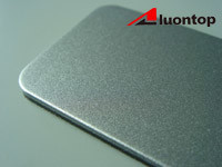 Silver PVDF Aluminum Composite Panel pictures & photos