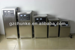 Chunke Stainles Steel Ozone Generator Water Treatment pictures & photos