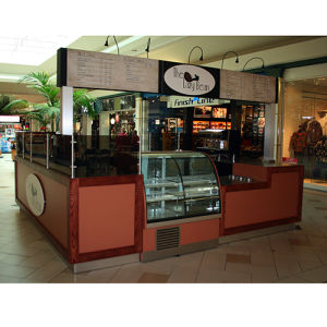 Indoor Coffee Kiosk for Supermarket pictures & photos
