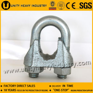 Us Type Malleable Iron Wire Rope Clip for Wire Rope