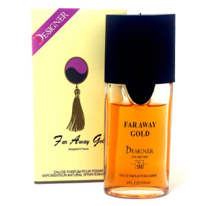 Far Away Gold Perfume, Designer Brand Perfume for Woman