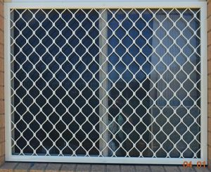 Residential Security Grille Doors pictures & photos