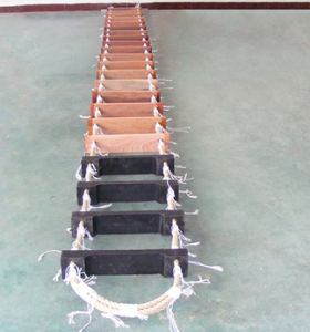 Solas Approved Marine Aluminium Embarkation Ladder pictures & photos