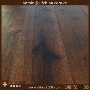 China 7 Inch Wide Plank Character Grade