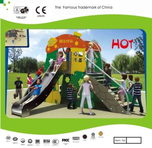 Kaiqi Cute Little House Themed Children′s Playground Set (KQ21050A) pictures & photos