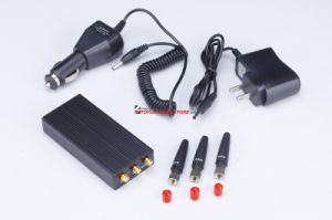 Wide Range GPS Cell Phone Signal Jammer Device pictures & photos