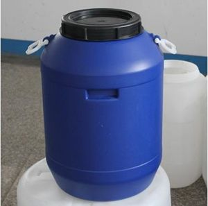 OEM 50 Litre Plastic Drum Container for Material/Cleanser Essence/Waste Food & China OEM 50 Litre Plastic Drum Container for Material/Cleanser ...