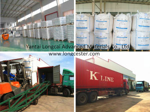 Epoxy Polyester Resin for Electrostatic Powder Coating Factory pictures & photos