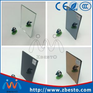 Float Glass Waterproof Silver Coated Mirror, Fenzi Paint, Double Coated