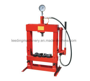10ton Hydraulic Shop Press with Gauge pictures & photos