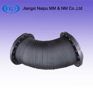 Rubber Hose Producer! Industrial Rubber Hose Mining Pipe Flexible Hose (DN700)