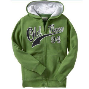 Custom Cotton/Polyester Printed Hoodies Sweatshirt of Fleece Terry (F016) pictures & photos