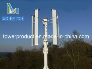 Megatro Vertical Wind Turbine (MG-V10KW) pictures & photos