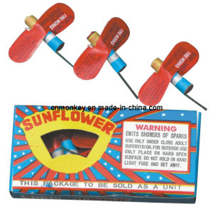 Sun Flower Novelties Fireworks (W530)