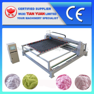 Cheap with High Quality High Service Computer Single Head Quilting Machine pictures & photos
