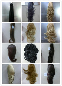 China Fake Ponytail Hairstyles Ponytail Hairpieces Hair Extens Clip