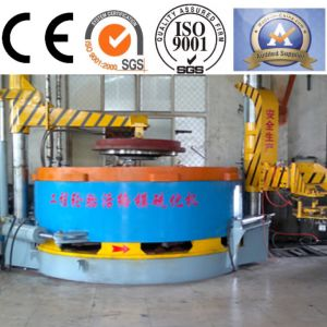 Segmented Mould Curing Machine for Truck Tyre
