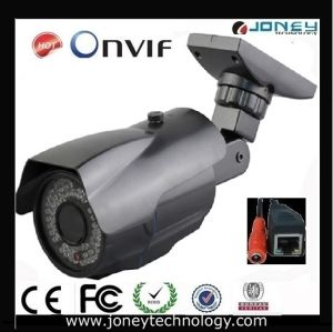 2MP Sony 1080P CMOS IP Camera Poe IR Bullet Security Camera (JYR-5761IPC-2.0MP) pictures & photos