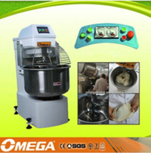 See Larger Image Stainless Steel Two Speed Two Motors Flour Kneader Price Made in China (CE Approved) pictures & photos