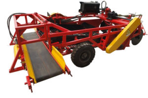 Potato Harvester for 55-80HP Tractor (The six ridge one row) pictures & photos