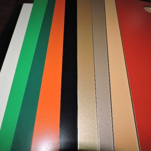 Colorful Wall Aluminum Composite Plastic Cladding Panel (ACP) pictures & photos