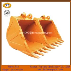 Heavy Duty Rock Bucket for Komatsu Cat Wheel Excavator Loader pictures & photos