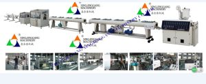 PP-R Pipe Extrusion Making Machine pictures & photos