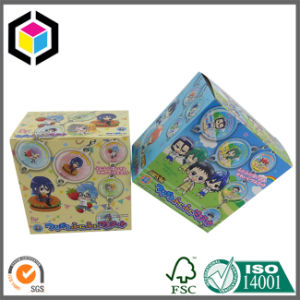 China OEM Full Color Cardboard Paper Packing Box for Toys Display