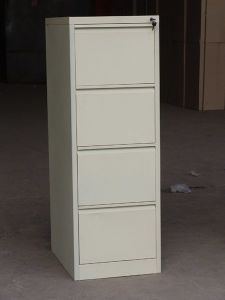 Office File Cabinet Vertical 4 Drawers Steel Filing Cabinet pictures & photos