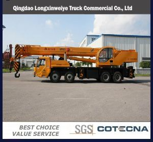 North Traffic 50ton Qy50g Hydraulic Truck Crane pictures & photos