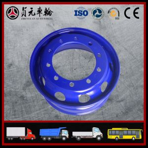 High Quality Steel Wheel Rims, Bus, Heavy Truck (22.5*8.25)