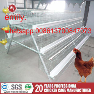 Chicken Layer Battery Cages for Sale pictures & photos