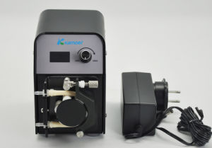 Portable Mini Peristaltic Pump with Adjustable Flow Ideal for Calcium Reactors From Aquarium Water Pump (L) Kamoer Fx-STP