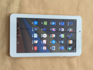 7 Inch Tablet 3G HD IPS Screen Android 5.1 1GB 8GB Tablet PC White pictures & photos